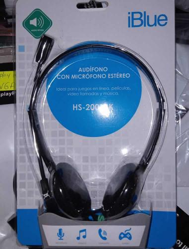 Audifono/Micrófono 02