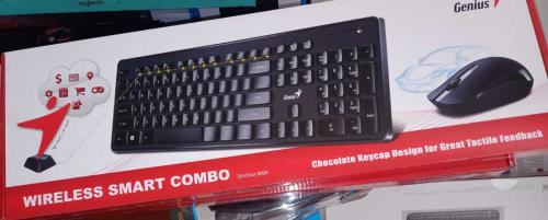 Pack:  Teclado + Mouse Genius